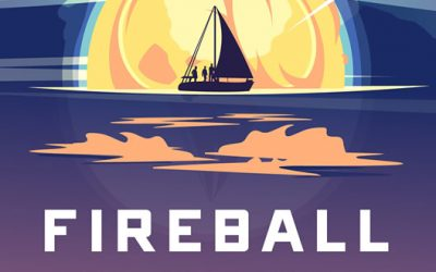 Writer R.C. Schulz Releases Explosive Novel, Fireball, the Fourth addition to his Fran Rupert Spy Series.